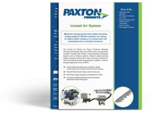 Paxton Ionized Air